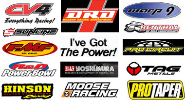 Dirt Bike Parts Brands at Motocross and ATV